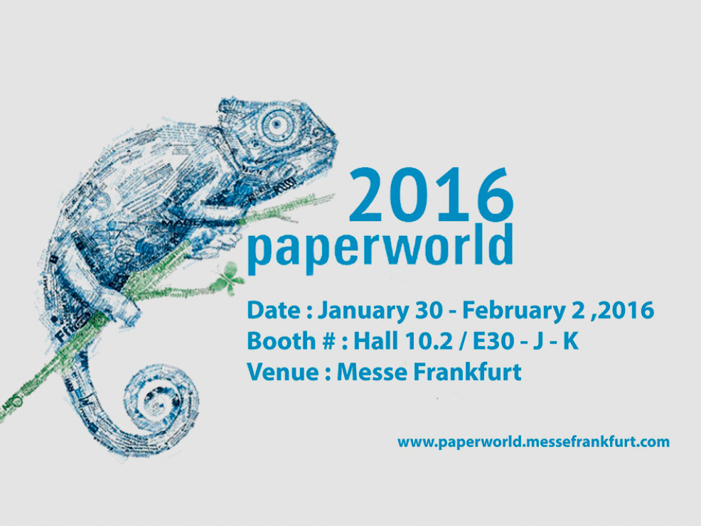fiera paperworld francoforte 2016