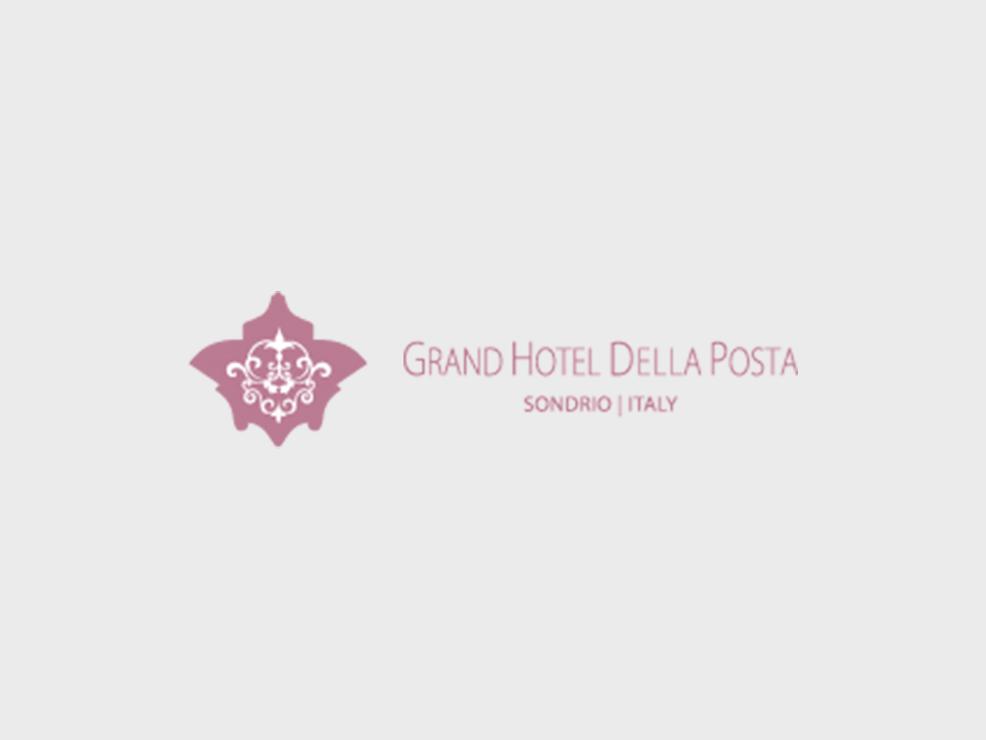 logo grand hotel della posta