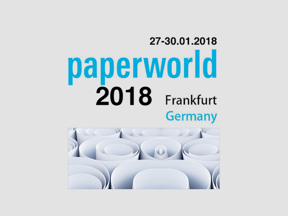 fiera paperworld francoforte 2018