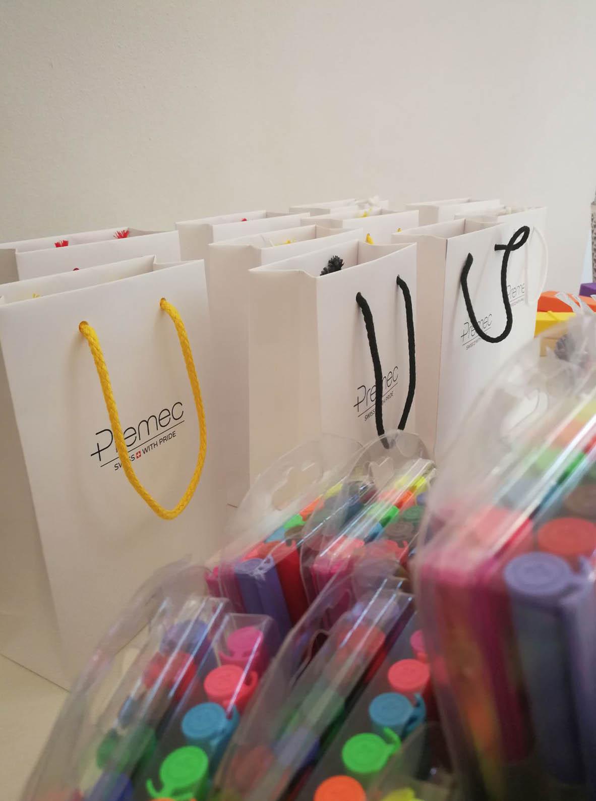 organizzazione temporary store milano