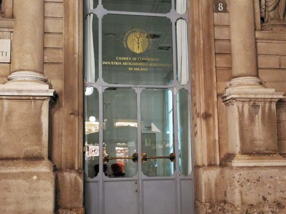 organizzazione temporary store