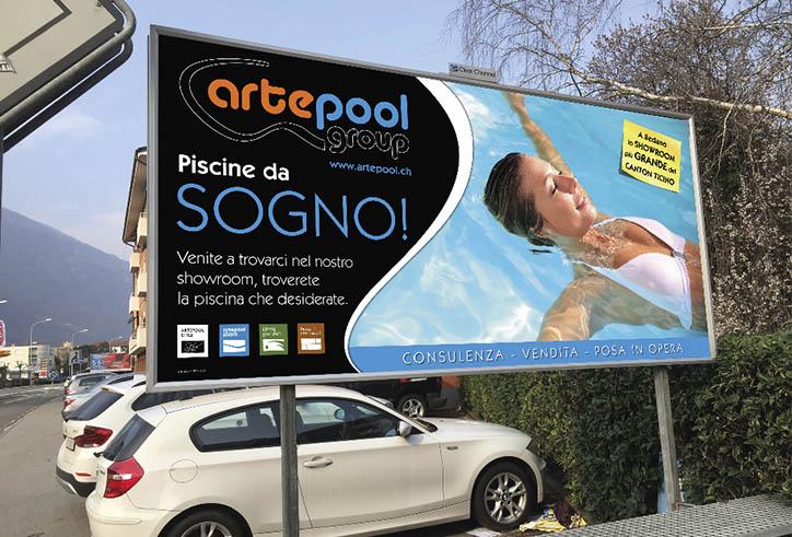 cartellonistica pubblicitaria