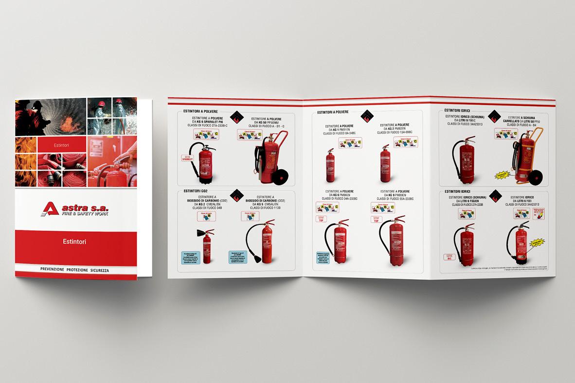 progettazione brochure pieghevole