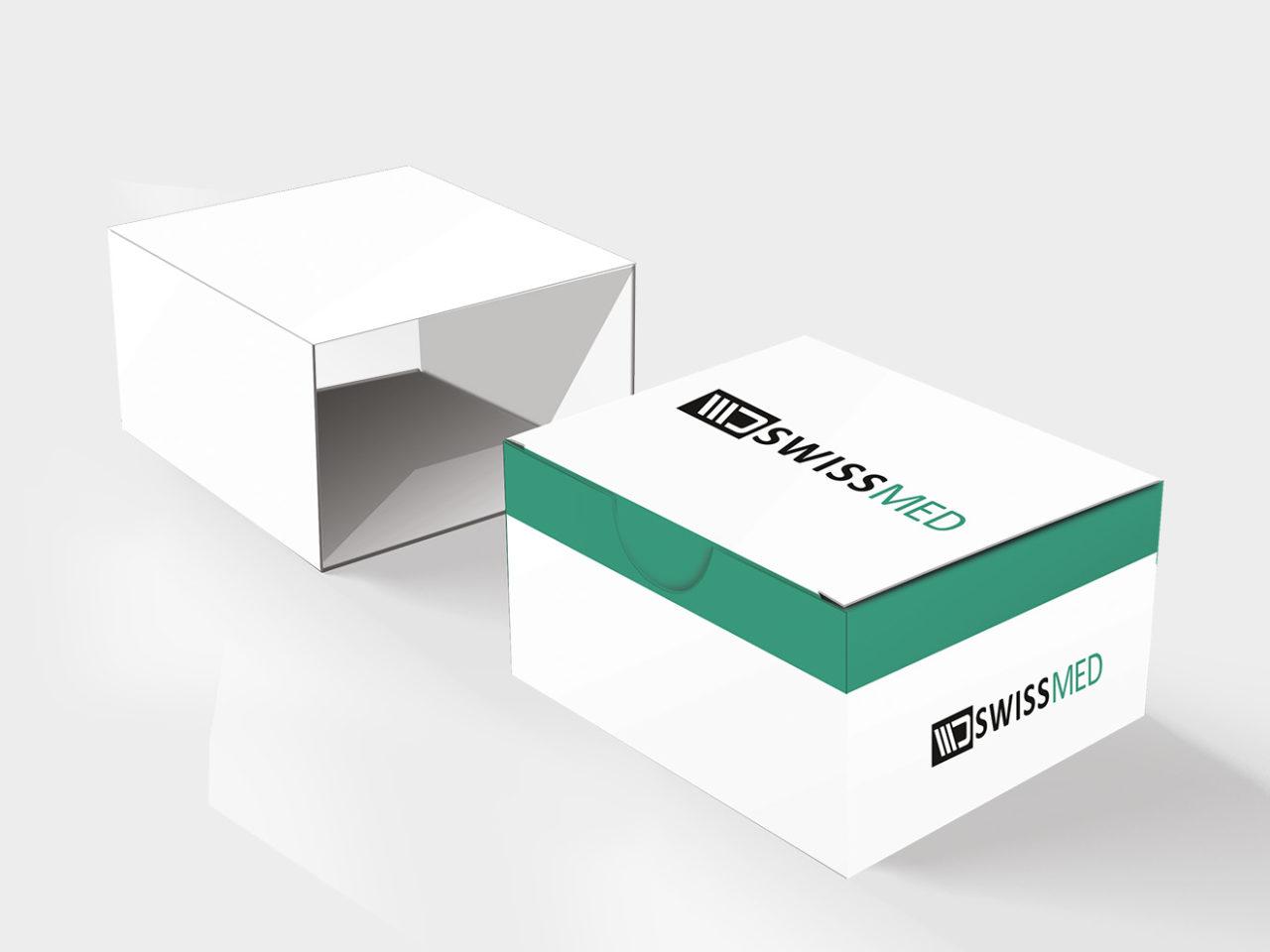 render e progettazione packaging